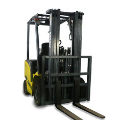 China electric lifts for warehouse reach lift truck CPD18 yellow electric forklift proveedor