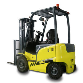 China forklift lifting forklift reach lift truck CPD18 stand up electric forklift proveedor