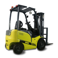 China warehouse stacker forklift CPD18 electric warehouse lifts proveedor